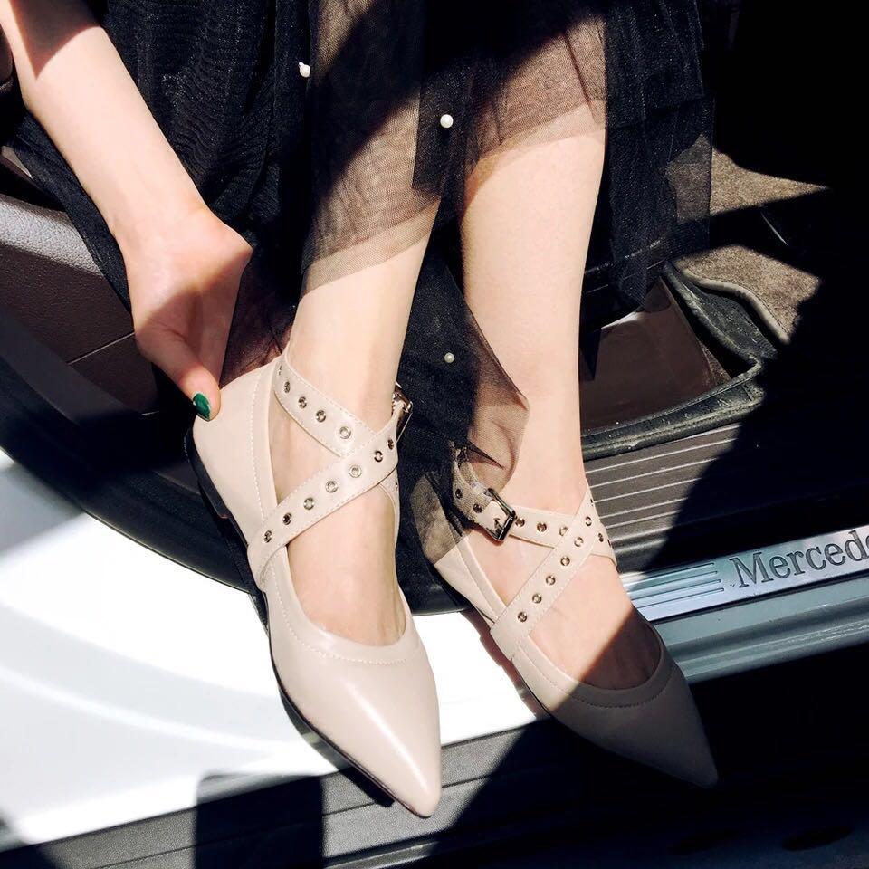 鞋之舞,你的独特美