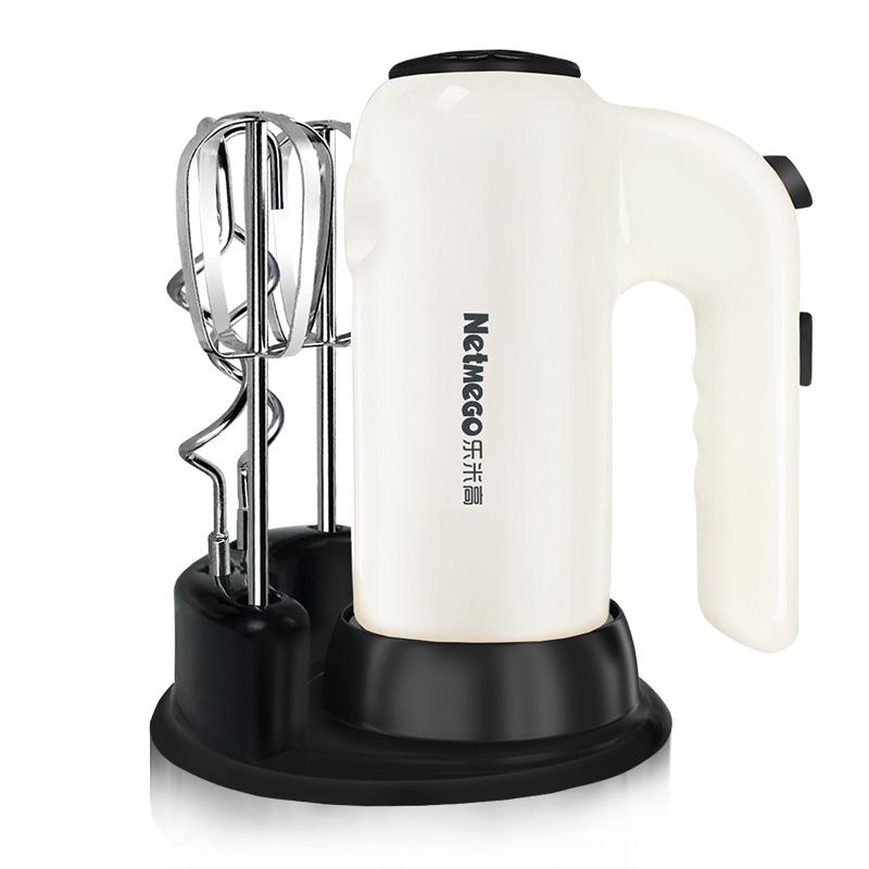 乐米高电动打蛋器家用烘焙迷你搅拌打奶油手持200W打蛋机奶油机