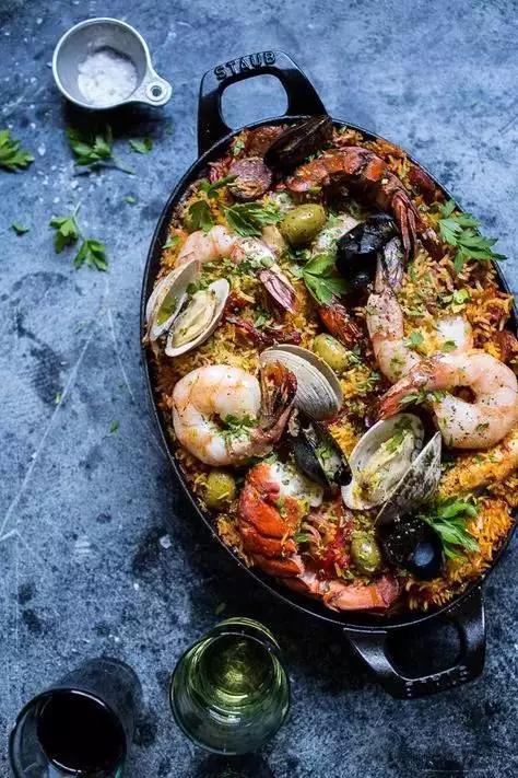 水遍齐球的西班牙海陈饭 ,开启味觉之夏