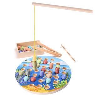 儿童夹珠子专注力训练玩具男孩女宝宝精细动作幼儿早教益智力开发