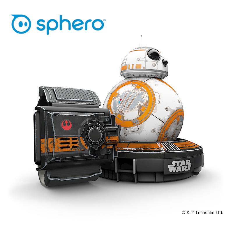 Sphero BB-8机器人 Star Wars星球大战战损版ForceBand原力手环