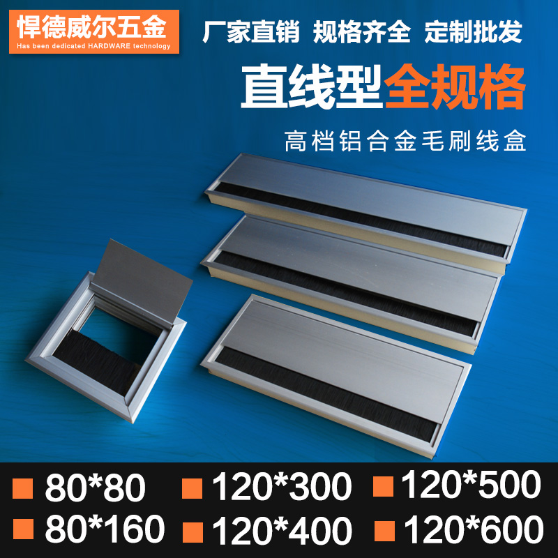 Desktop computer threading hole cover desk wire hole cover wire slot ...