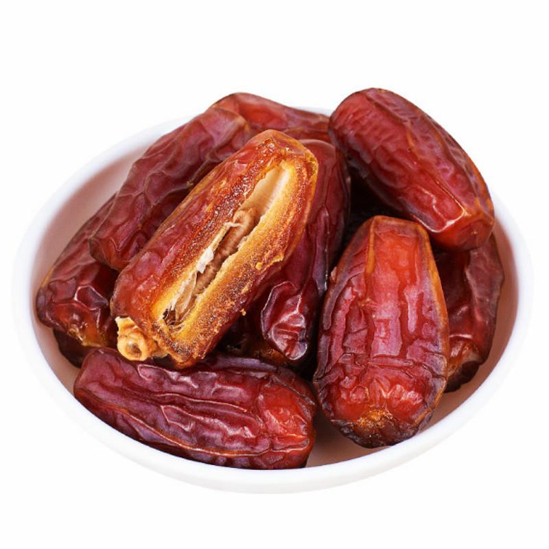 椰枣特级免洗迪拜阿联酋伊拉克黑新疆特产新鲜沙特500g黄金黑椰枣