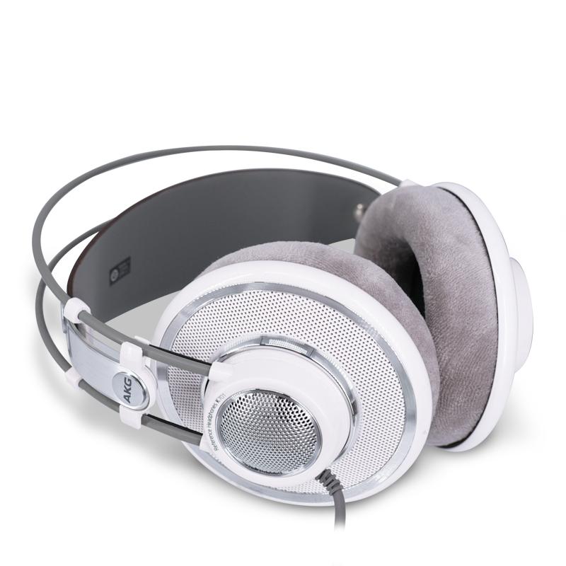 AKG-爱科技 K701头戴式专业监听发烧级hifi电脑通用重低音耳机