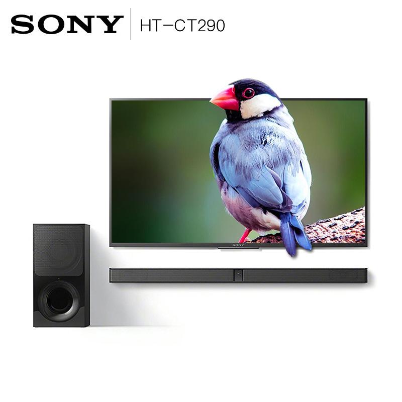 进口Sony-索尼 HT-CT290杜比回音壁家庭影院电视音响客厅音箱家用