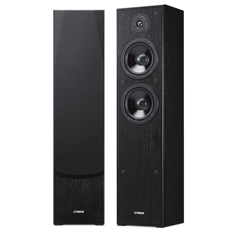 Yamaha-雅马哈 NS-F51音响家用家庭影院落地式发烧级无源hifi音箱