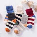 男女童袜子纯棉12岁中大童1-3小童棉袜小孩秋冬季6加厚女孩10男孩