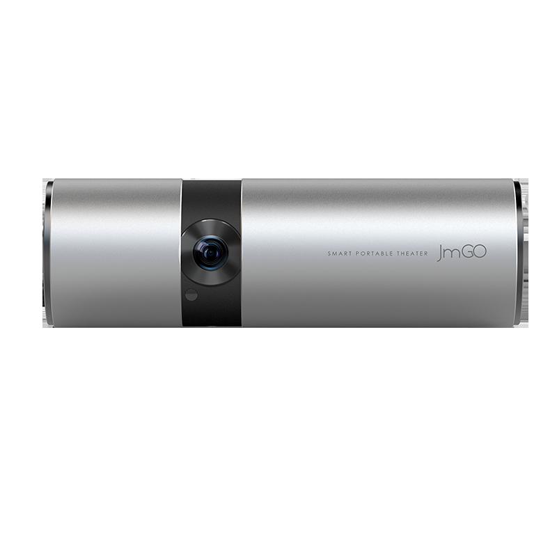 坚果P2投影仪家用高清1080P智能WiFi无线小型便携式办公无屏电视家庭影院安卓苹果微型迷你勃艮第红色特别版