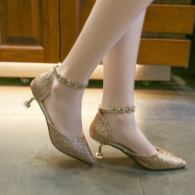 Women High Heels Working Office Shoes Party Formal Shoes 204202