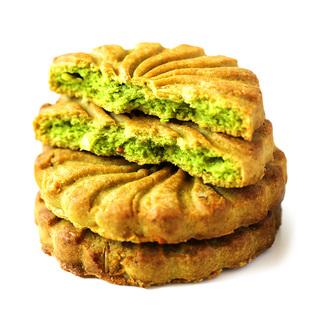 福瑞達青汁大麥若葉燕麥餅干粗糧雜糧無添蔗糖代餐散裝休閑零食