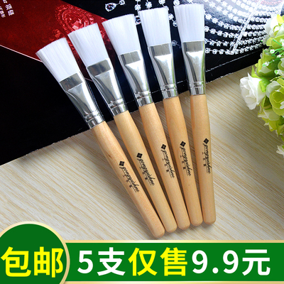 Mask Brush Soft Hair Face Set Beauty Parlor Special Mask Brush Mask Sweeping Brush Tool