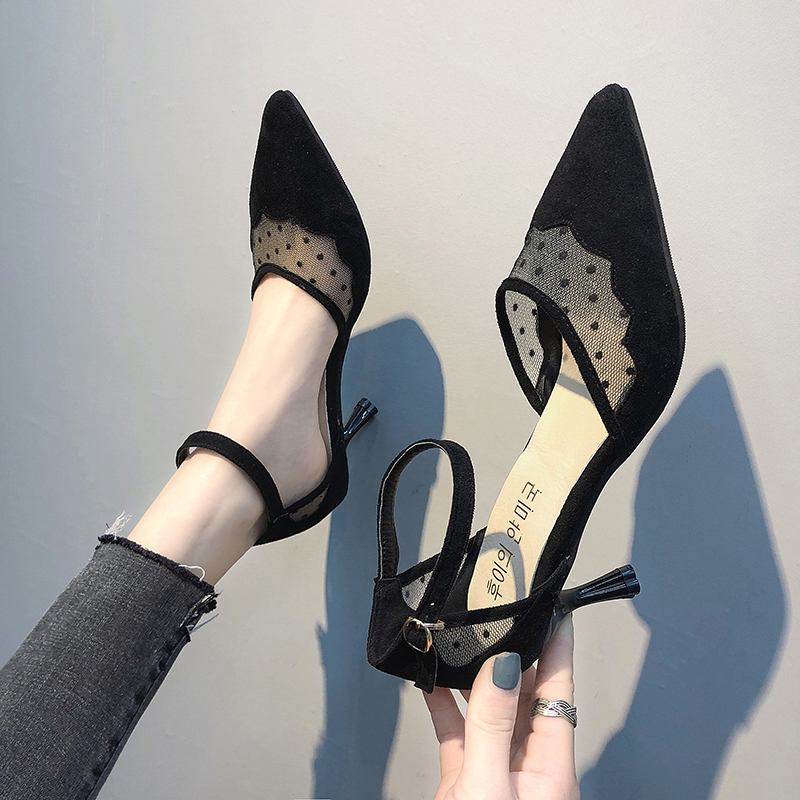 Women Working Office Shoes High Heels Party Formal Shoes 461328
