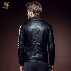 Leather Where the transfer 610125 2016