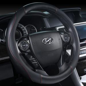 2018款汽车把套北京现代x35i新朗动ix25名图瑞纳IX45索八8方向盘