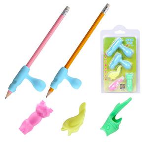 小学生握笔器保护视力六一礼品文具握笔笔套新款儿童礼品