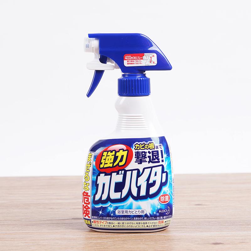 花王滚筒洗衣机胶圈浴室卫生间厨房墙壁墙面墙体去霉斑清洁除霉剂