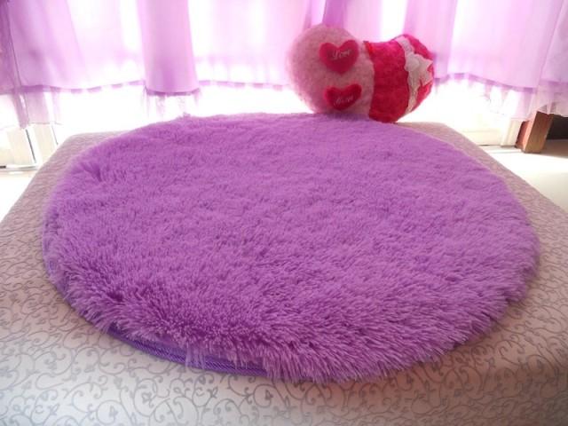Цвет: длинношерстные фиолетовый