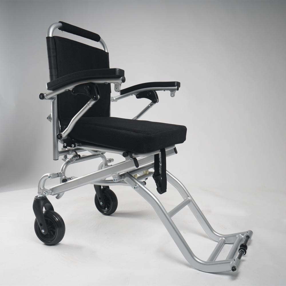 迈乐步电动轮椅A08-A08L专用拖椅双人 轮椅配件