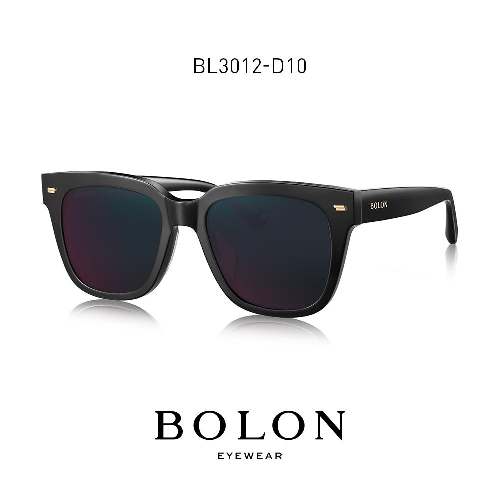BOLON暴龙方形偏光太阳镜男女个性时尚墨镜潮流开车眼镜BL3012