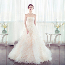Wedding dress Bride mm02603 2015 2603