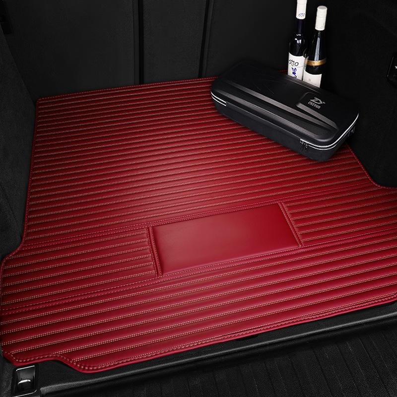尾箱垫奔驰glc260 E300L GLA c200l CLA ML350专用全包围后备箱垫