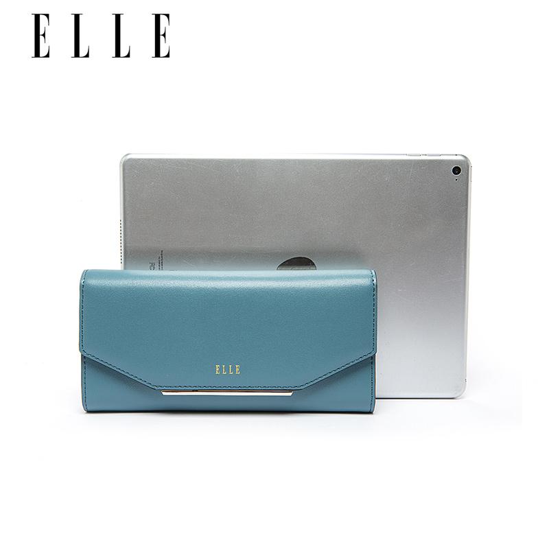 ELLE钱包款女包包70889女士长款零钱包 1