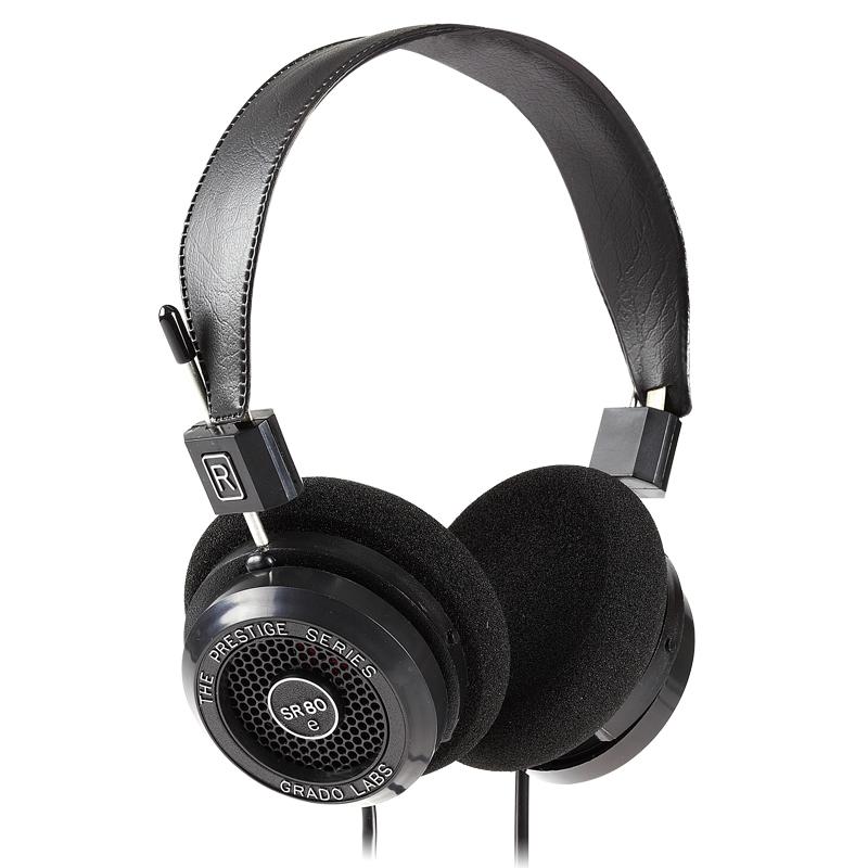 歌德-GRADOLABS SR80e 头戴式HIFI发烧耳机头戴耳机hifi发烧便携