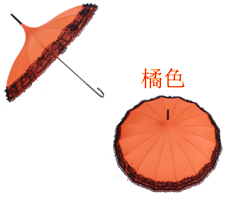 Цвет: Кружева оранжевый
