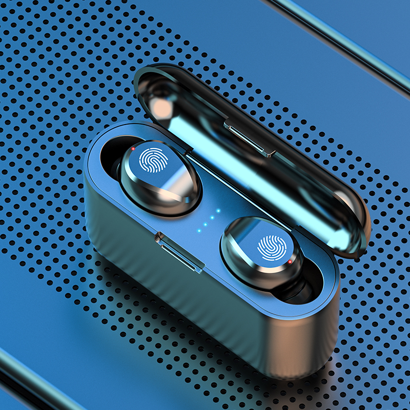 夏新真无线蓝牙耳机tws2高音质高端降噪入耳式运动型高颜值2021年新款男女士适用于苹果vivo华为oppo十大品牌