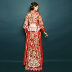Cheongsam dress Kam sehua Princess 9018