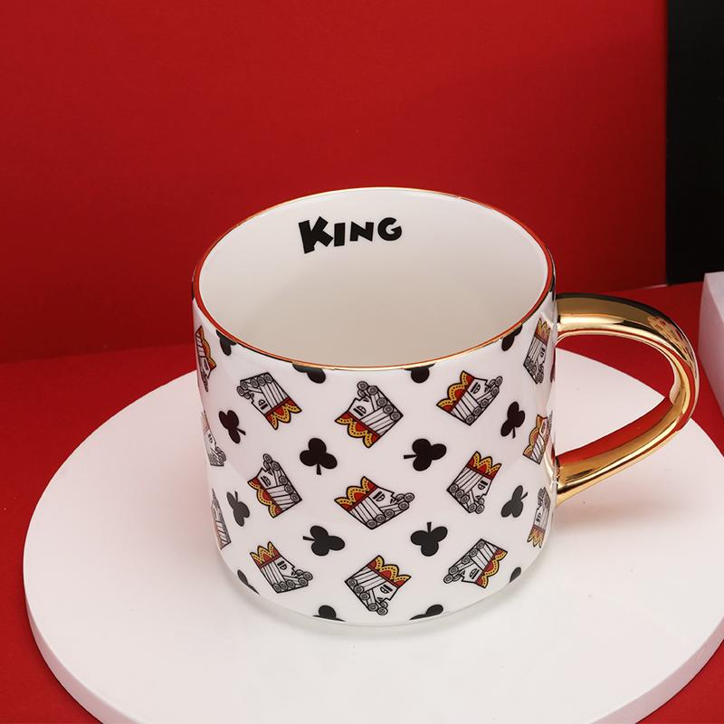 【大英博物馆】趣味潮牌系列马克杯陶瓷杯