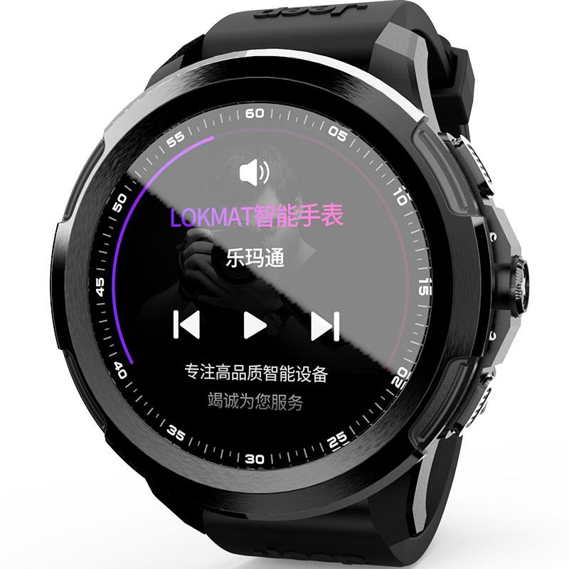 智能电话手表多功能可插卡4g全网通wifi上网登山游泳户外运动腕表
