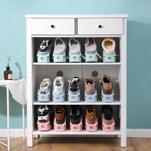 【8个装】居家分层鞋架收纳神器