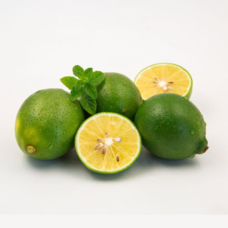 华赏 安岳青柠檬5斤  15.8元包邮(需用券)