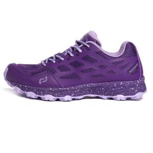 探路者跑鞋女 春夏季户外女式运动鞋轻便透气越野跑步鞋KFFF82400