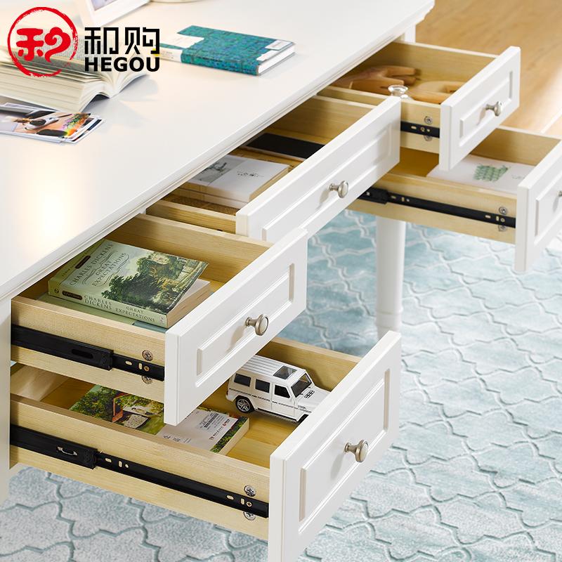 和购家具欧式书桌HG918