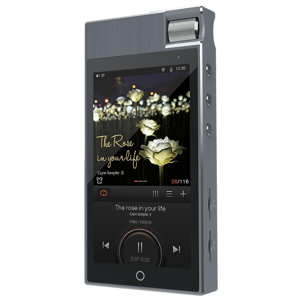 凯音斯巴克cayin N5ii二代N5iis安卓蓝牙无损HIFI音乐MP3播放器