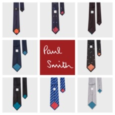 галстук Paul Smith Tie