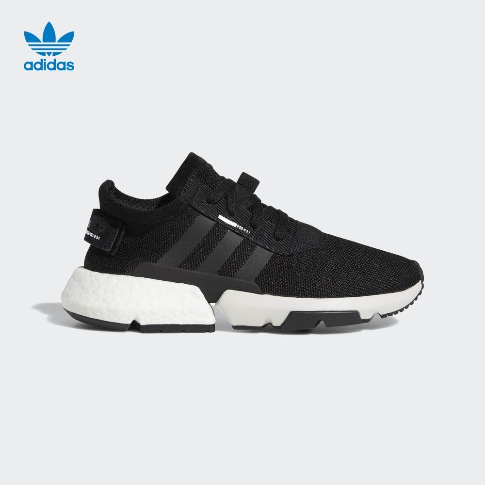 阿迪达斯官方adidas 三叶草 POD-S3.1 W 女子 经典鞋 B37466