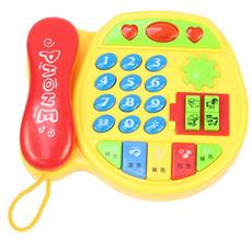 Детский музыкальный телефон Bel 6-12 1-2-3