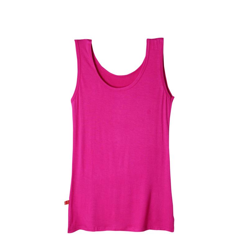 Топы/майки Жира мм свободный ремень Джокер размер модальных хлопка рукавов жилет в течение короткого ездить летом дна рубашки женщин