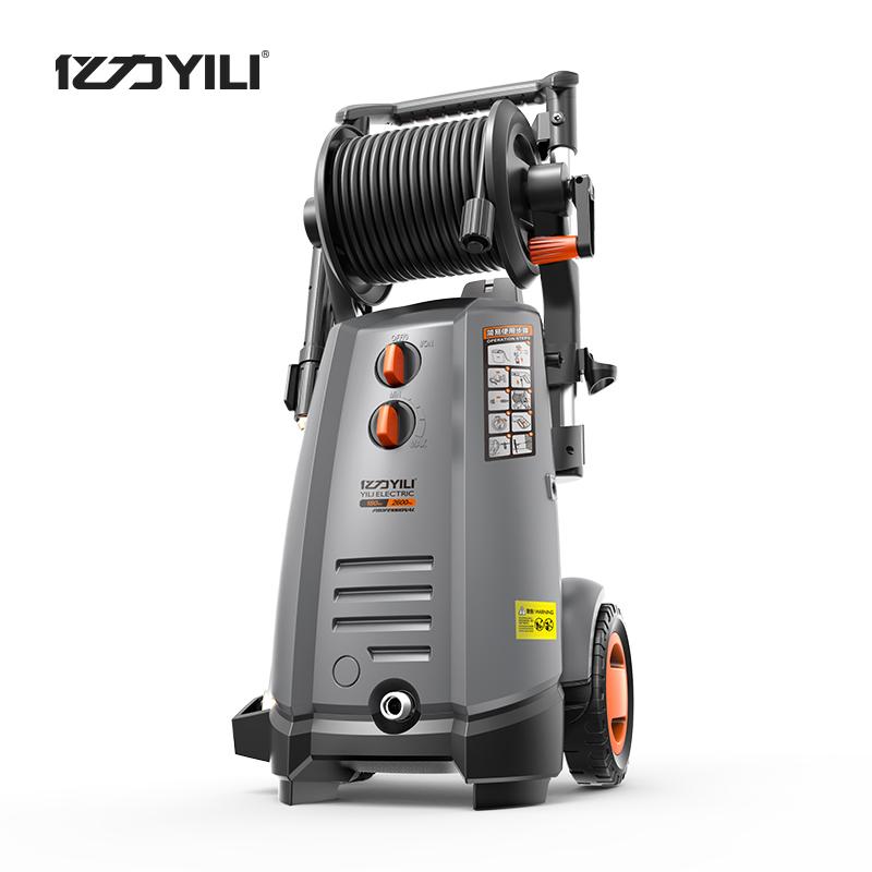 洗车机3000W大功率高压清洗机全铜电机家用220v洗车泵商用洗车器