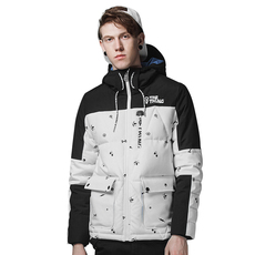 Men's down jacket THETHING 164167t105 2016