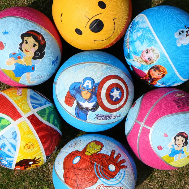儿童拍拍球篮球小学生3号弹力幼儿园宝宝户外玩具5号皮球