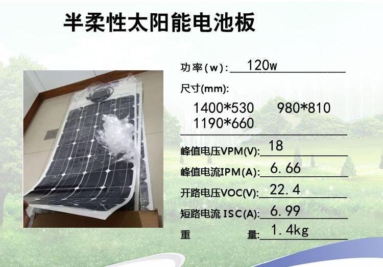 Солнечный модуль TRW  120w 12v