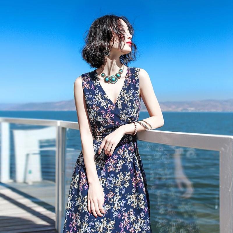 618来袭,女神最爱的沙滩裙怎能缺席?