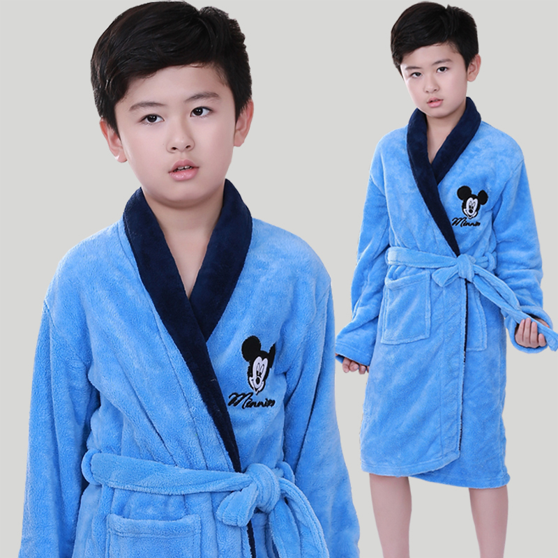 Fall Boys robe