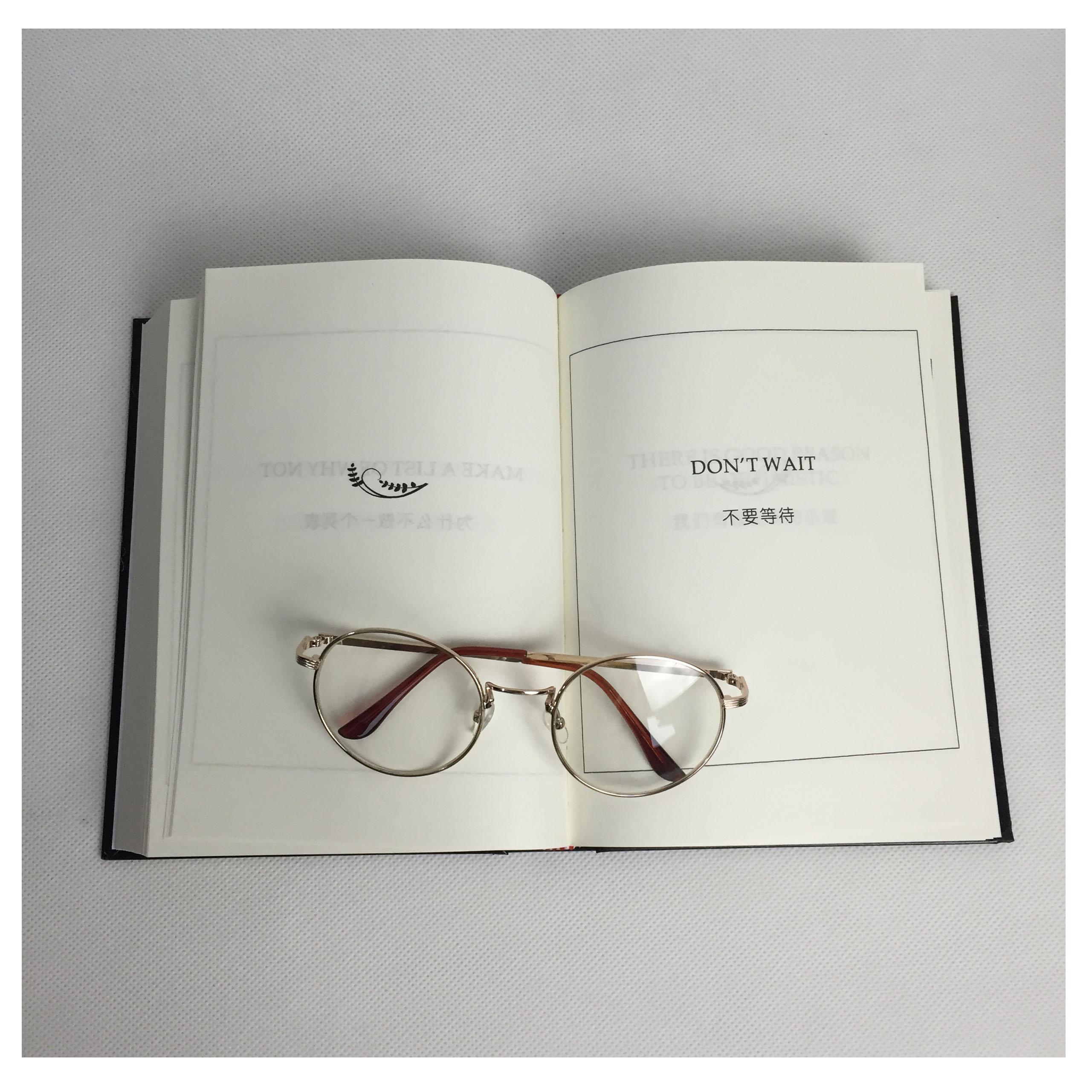 Другие 正版*我的人生解答书*英文版答案之书 中文翻译占卜书精装版