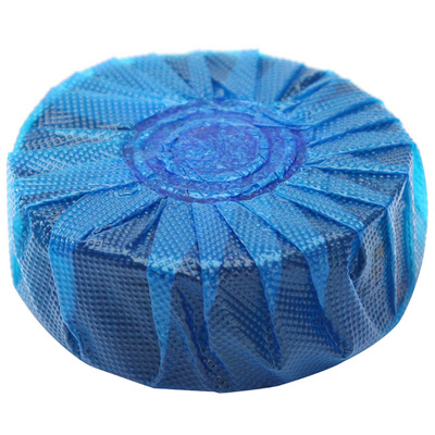 Blue Bubble Toilet Bowl deodorant toilet toilets toilets toilet cleaner block cleaner toilet net
