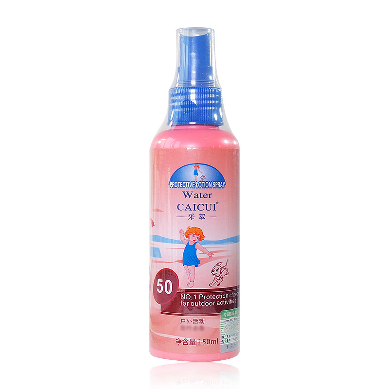 Солнце Mining and crafts  150ML Spf50